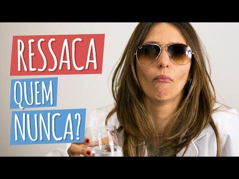 Imagem ilustrativa do vídeo: Como curar a RESSACA rápido