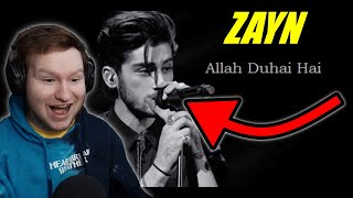 Zayn - Allah Duhai Hai (Cover) REACTION!!