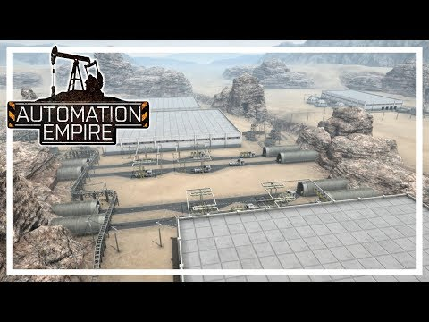 Gameplay de Automation Empire