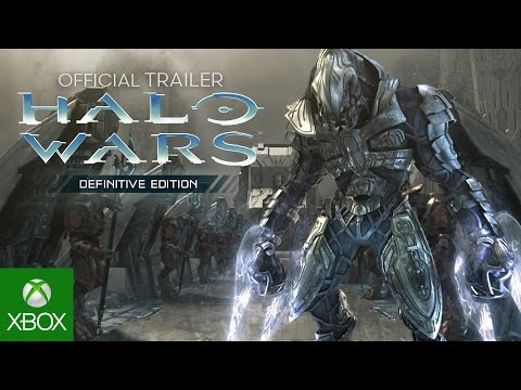 Trailer de Halo Wars: Definitive Edition