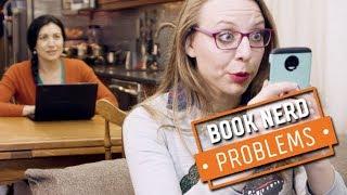 Reading Books Early | Book Nerd Problems