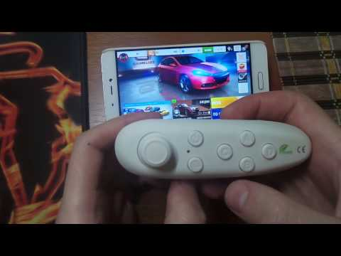 VR-PARK Portable Wireless Bluetooth 3.0 Remote Controller