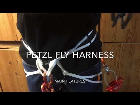 Petzl Harnesses - FLY