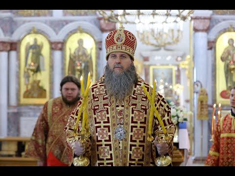 Митрополит Даниил: День убиения Иоанна Крестителя для христиан – величайшее торжество