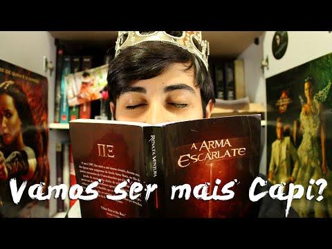 Beco Literário - A ARMA ESCARLATE, RENATA VENTURA