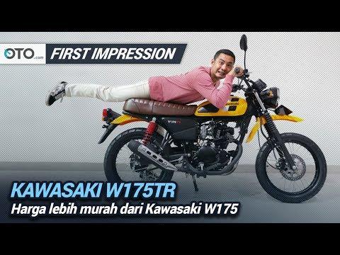Kawasaki W175TR | First Impression | Lebih Murah, Lebih Jadul | OTO.com