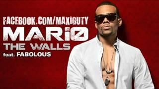 Mario Ft. Fabolous - The Walls (New Music 2011)