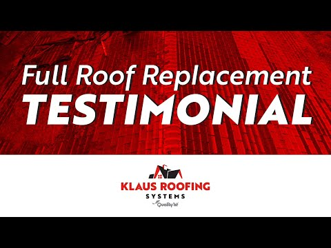 Full Roof Replacement Testimonial In Cliffwood, NJ by Klaus Roofing System