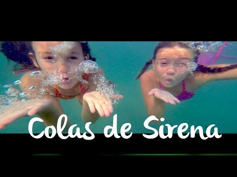 Colas de Sirena para nadar en España
