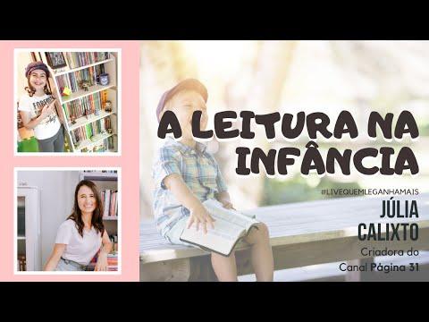 A leitura na Infância com Júlia Calixto | Página 31