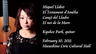 Llobet: Catalan Folksongs - Kyuhee Park
