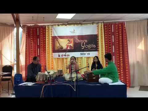 Svara Yogita 2019 - Syonaa Deshpande