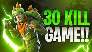 I got 30 Kills in 1 game and this happened... AGAIN - Fortnite Battle Royale