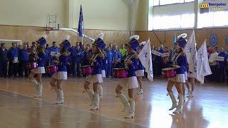 Открытие Спартакиады 2017 ОП ЗАЭС