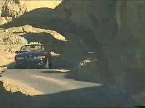 Official BMW Z3 movie