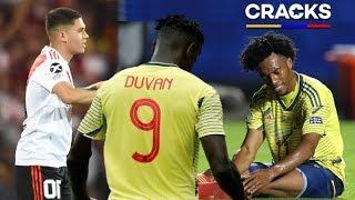 COLOMBIA 0-0 CHILE, PENAL NO PITADO a CUADRADO | QUINTERO OVACIONADO por el ESTADIO | DUVAN SE ROMPE