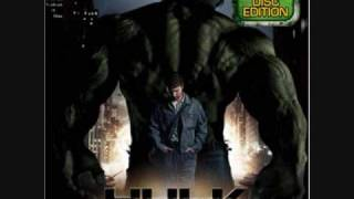 The Incredible Hulk-bruce Goes Home With