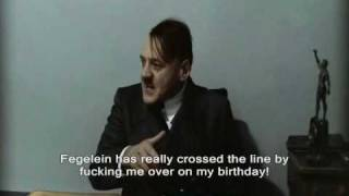 Hitler Finds Out It's 4:20!
