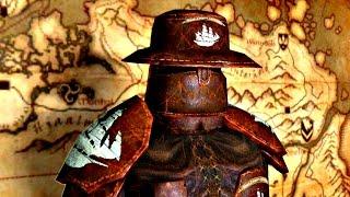 Skyrim mod: Броня и NPC Восточной Имперской компании