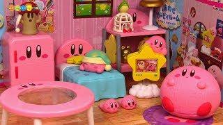 RE-MENTKirbysDreamLand.Kirbyshappyroomリーメント星のカービィしあわせカービィルーム全8種類