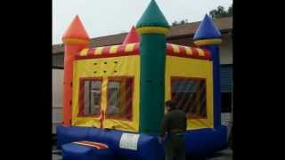 Bounce Houses For Sale, Inflatable Jumpers For Kids, Castles