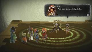 16 - Time Judge - Boss Fight - I Am Setsuna (PS4)