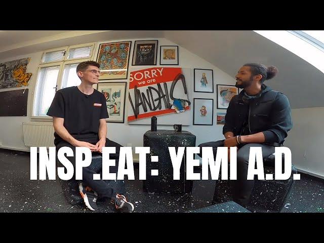 """INSP.EAT w/ YEMI: """"Aby se věci zrychlily, já je musím zrychlit."""""""