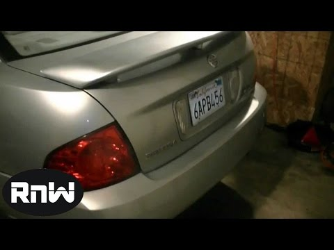 No Brake lights on my 2005 Nissan Sentra--Brakelight ...