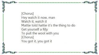 Joan Jett - Wooly Bully Lyrics