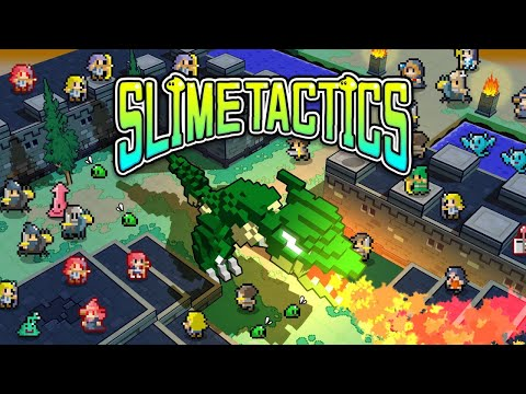 Slime Tactics Launch Trailer [Nintendo Switch] thumbnail