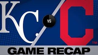 Kipnis Belts Walk-off Homer In 10th | Royals-Indians Game Highlights 6/24/19