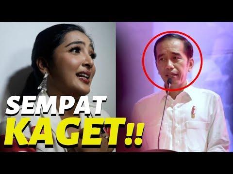 SEMPAT KAGET! Di Keluarga Beda Pilihan, Ashanty Mantap Pilih Jokowi