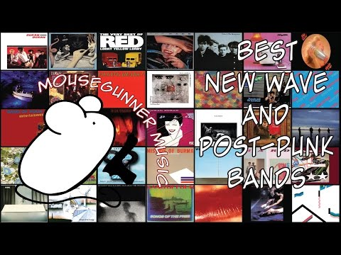 Best Musical Groups of New Wave and Post-Punk