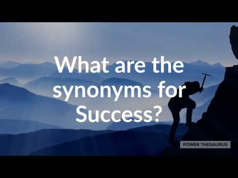 mp4 Success Synonym, download Success Synonym video klip Success Synonym