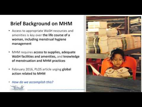 Menstrual Hygiene Management Rural Cambodian Girls Experiences ...
