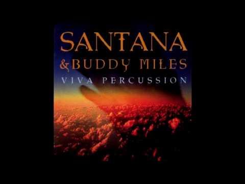 Santana & Buddy Miles ~ Viva Percussion (Full Album)