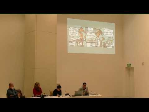 Mesa redonda: As vantaxes de divulgar en galego