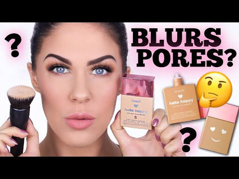 Hello Happy Soft Blur Foundation by Benefit #5