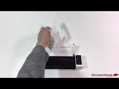 Doxie Q Scanning – Mobile Wireless Document Scanner With A Battery