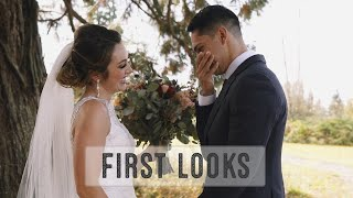Grooms CRY When They See Their Bride - The BEST First Looks!
