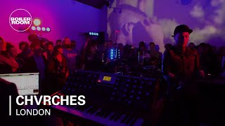 CHVRCHES 'Under The Tide' Boiler Room LIVE Show