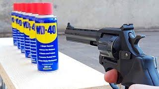 EXPERIMENT GUN vs WD 40
