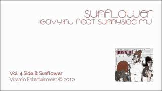 "▶ AUDIO | Gavy NJ ""Sunflower"" (feat. Sunnyside MJ)"