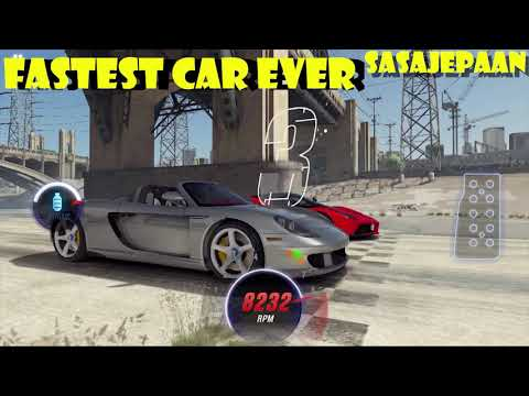 CSR 2 || New Fastest Tier 5 Car 0 0002s || Porsche Carrera GT
