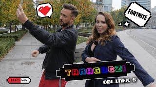 NADIA Z KANAŁU BEKSY Tańczy FORTNITE DANCE - Tamagoczi Odc. 8