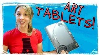 Q&A: Artist Drawing Tablets