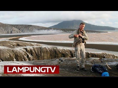 Para Petualang Mulai Injak Gunung Anak Krakatau