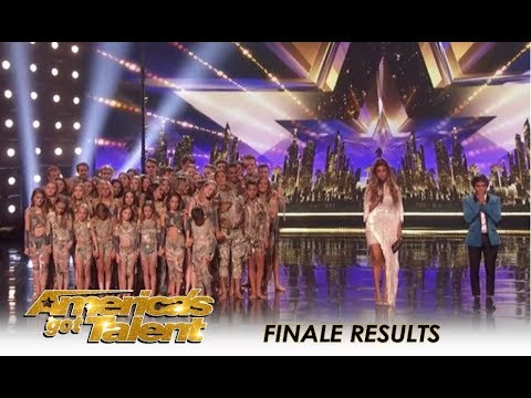 AND THE WINNER IS… America's Got Talent 2018 Winner!! (видео)