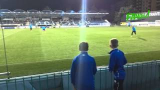 Zápas FK Teplice-FK Mlada Boleslav