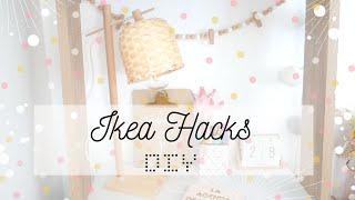 📐DIY IKEA HACKS✂️: IDEAS PARA DECORAR CON ESTILO|LADYANDRIU